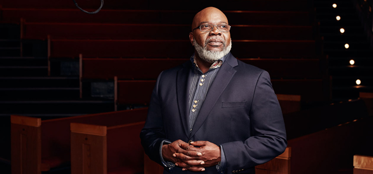 TD Jakes Rockets Back To No  1 On New York Times Best Seller