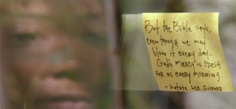 Mary Jane Paul Quotes: 'Being Mary Jane' Features Message Of God's Mercy