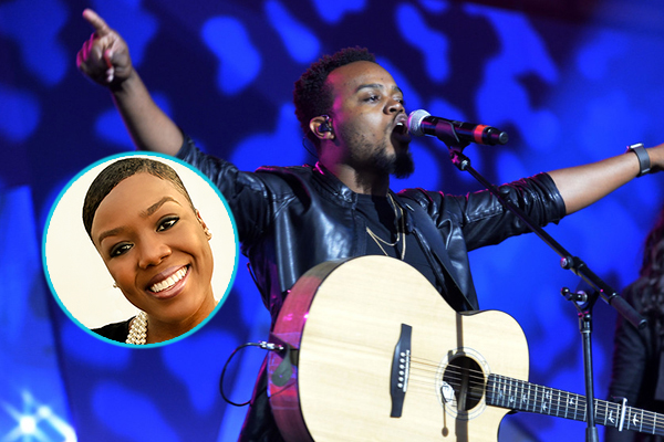Dianna Hobbs and Travis Greene