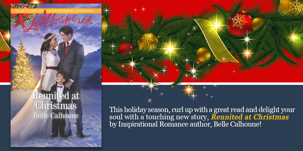 Reunited At Christmas.Holiday Must Read Reunited At Christmas By Belle Calhoune